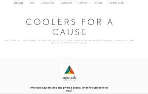 Coolers For A Cause